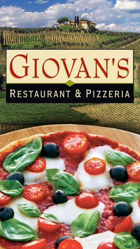 Giovan's Restaurant Pizzeria