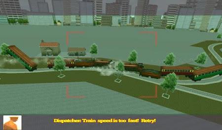 Modern Train Driver Simulator 1.0 screenshot 170512