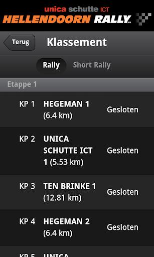 Hellendoorn Rally