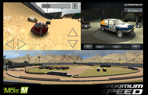 Real Speed Racing 3d 2014