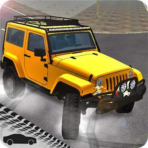 4×4 Mountain SUV Racing for PC and MAC