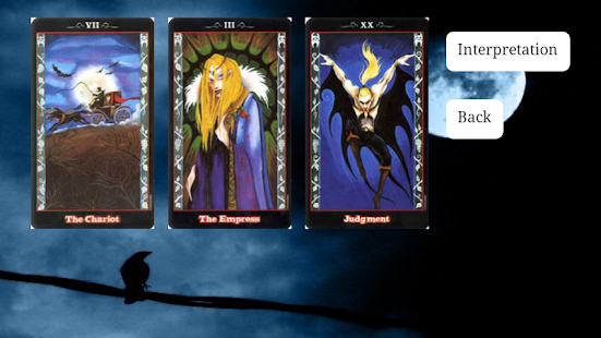 Tarot of the vampires. Premium - náhled