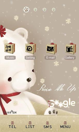 CUKI Theme Bear_Raise Me Up