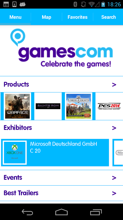 gamescom - The Official Guide - screenshot