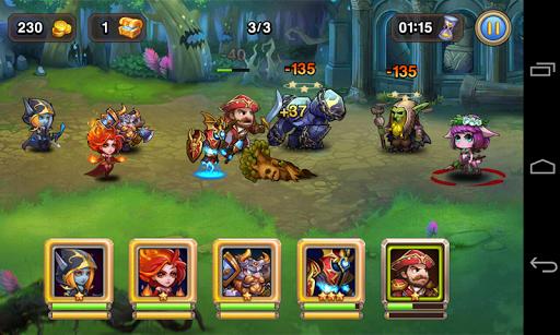 Heroes Clash