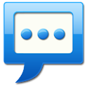 Handcent SMS Danish Language P logo