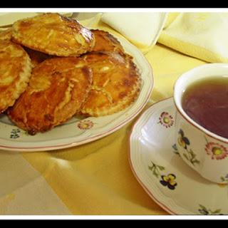 Gevulde Koeken (Almond Paste Cookie).