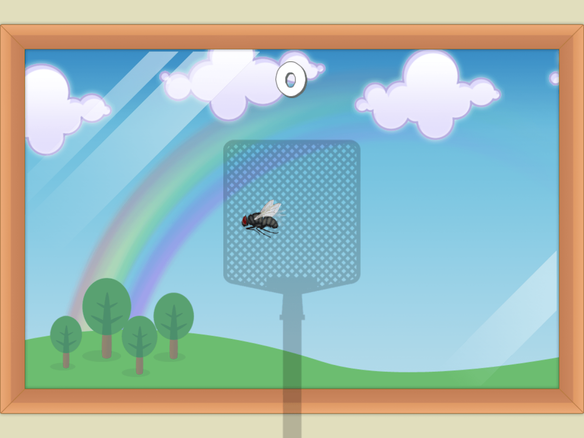 Fly Frenzy - Swat the Fly- screenshot