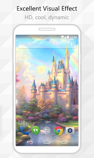 Magic Palace Live Wallpaper