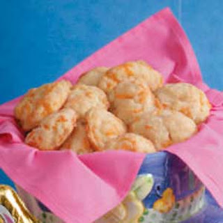 Easy Cheese Drop Biscuits.