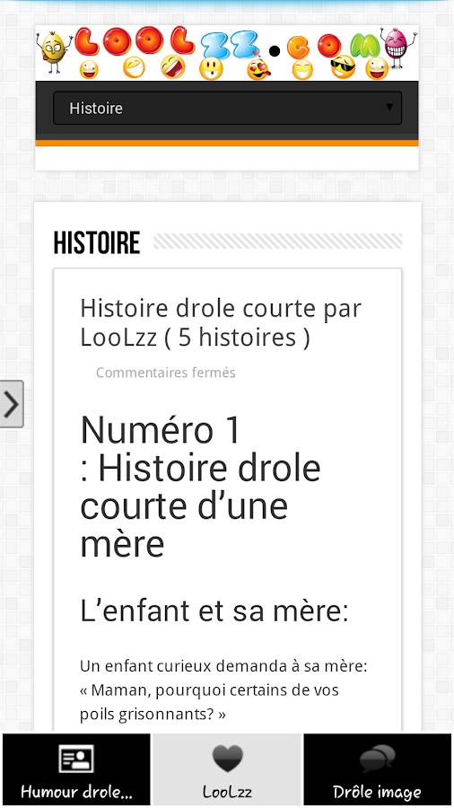 Image drole loolzz- screenshot