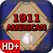 Baseball 1911 AL HD+ Wallpaper