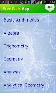 math forumula