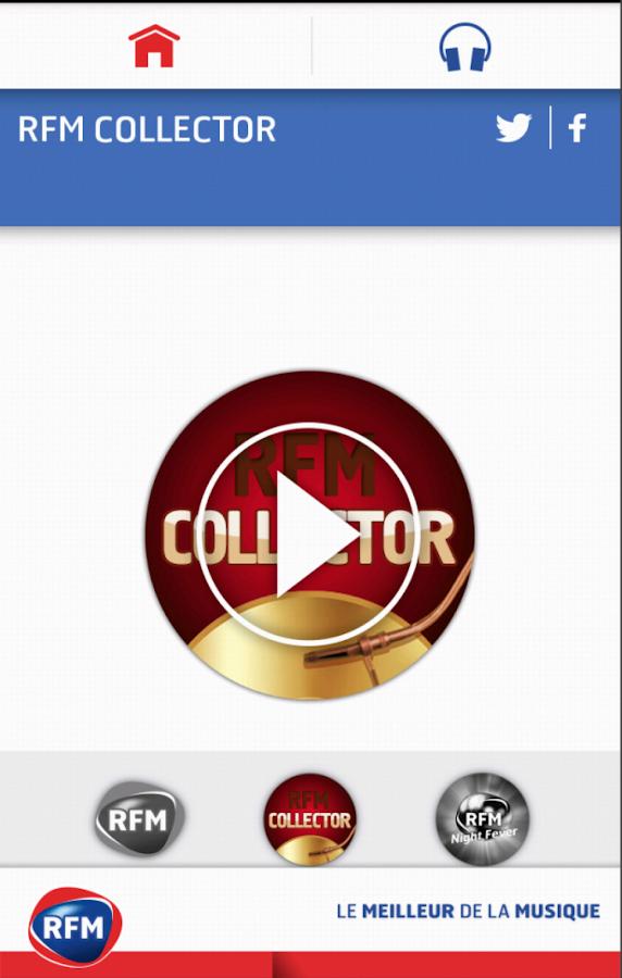 RFM, le meilleur de la musique - screenshot