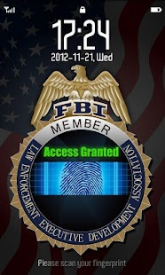 FBI FingerPrint - screenshot thumbnail