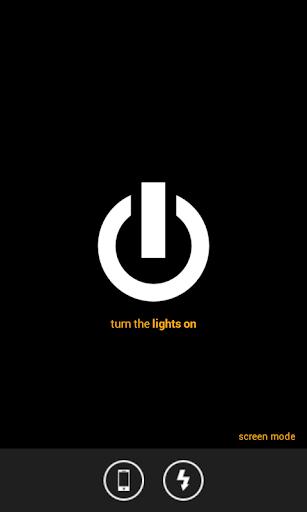 Lights On - Flashlight