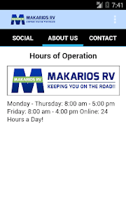 Makarios RV screenshot 3