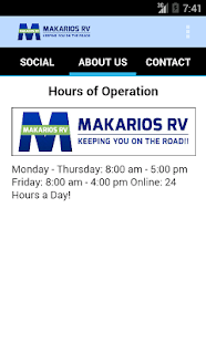 Makarios RV- screenshot thumbnail