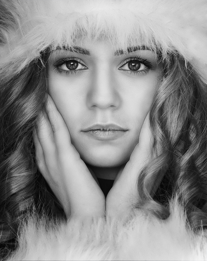 by Tanya Markova - Black & White Portraits & People