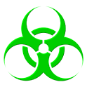 Acid Green CM10.1 Theme logo