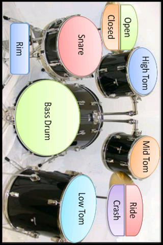 Drums- screenshot