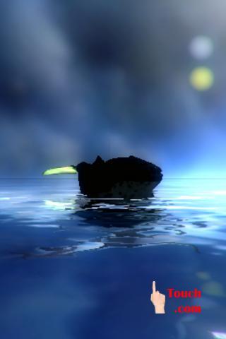 3D Ocean Whale LWP