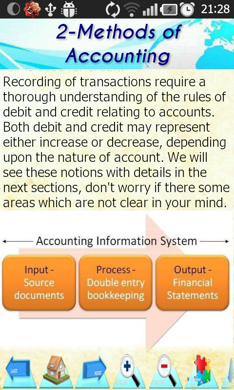 Information on Free Online Accounting Courses