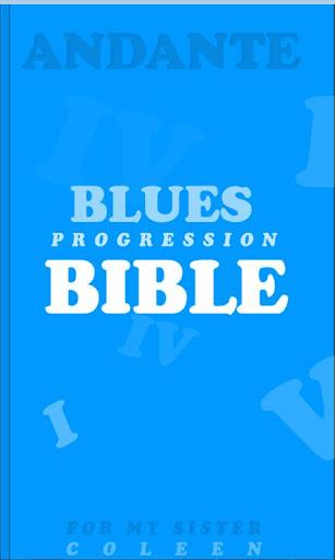 Blues Progression Bible