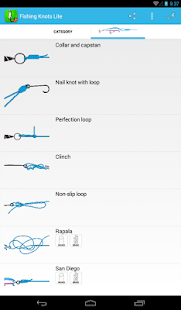 Fishing Knots Lite - screenshot thumbnail