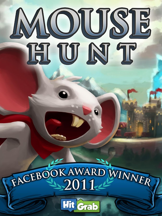 MouseHunt- screenshot