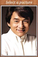 Screenshot of Jackie Chan Puzzle