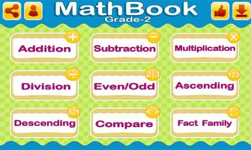 Math Book - Grade 2