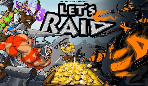 Let's Raid v1.0