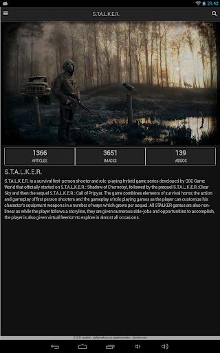 All Wiki: Stalker
