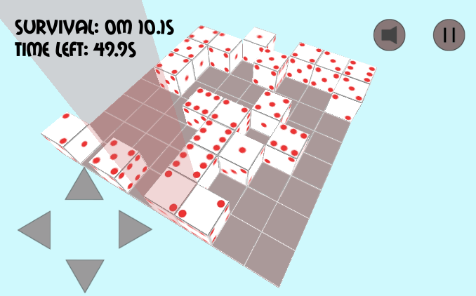 Diced Demo- screenshot