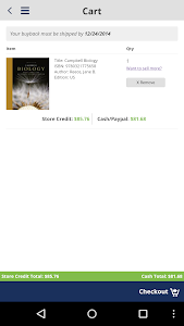 TextbookRush – Sell books screenshot 4