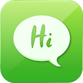 Hi Message (iPhone Style)