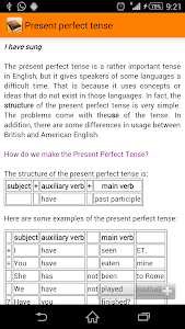 Learn English Grammar v3.2 (Premium)