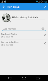 TextSecure Private Messenger - screenshot thumbnail