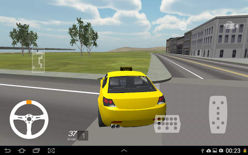 Taxi Simulator Advanced