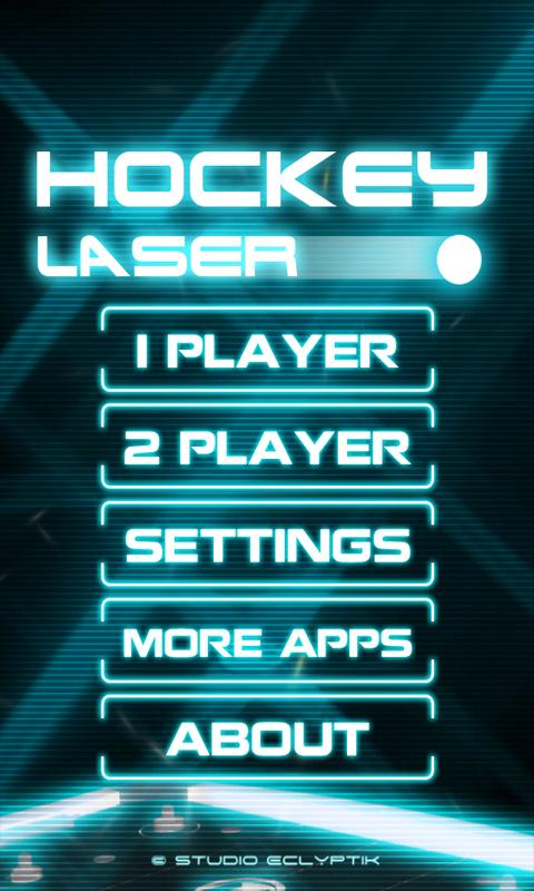 Hockey Laser - screenshot