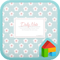 DailyNote dodol launcher theme icon