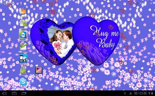 Valentines day live wallpaper- screenshot thumbnail