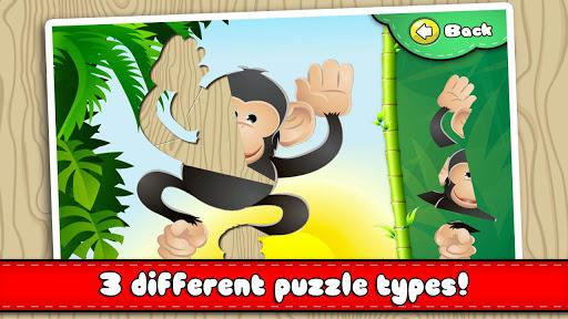 Animal Puzzle Free Drag'n'Drop