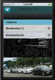 myK5club- screenshot thumbnail