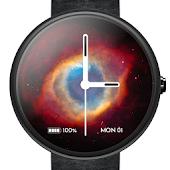 Night Sky: Cosmos Watch Face