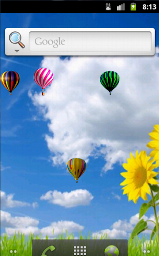 Balloons Live Wallpaper Pro