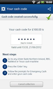 Ulster Bank NI - screenshot thumbnail