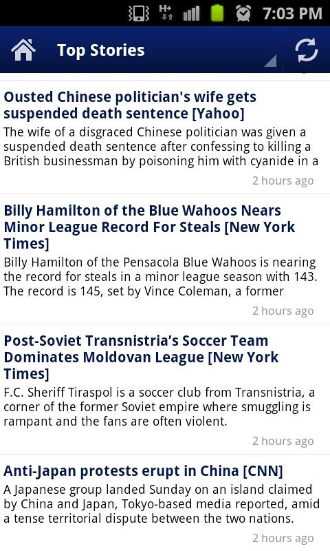 Best US News Websites - screenshot