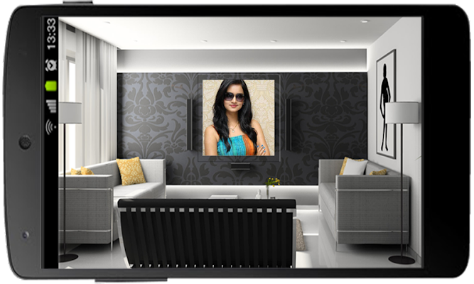 Photo Frame Interior Design - screenshot